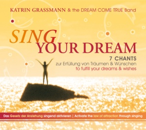CD-Cover Sing Your Dream